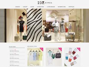 23区 GINZA