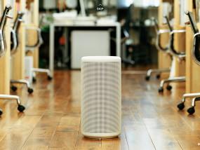 無印良品 - 目に見えないものをデザインした空気清浄機